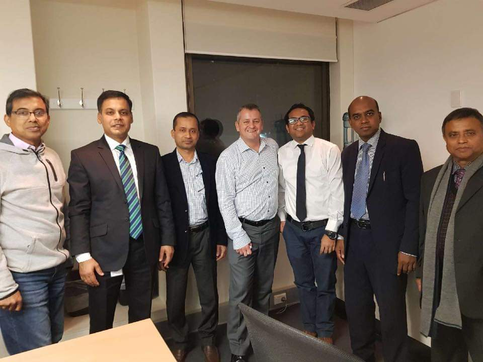 Collaboration with Engineers Australia